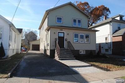 Cliffside Park Multi Family 2-4 For Sale: 448 Lawton Avenue