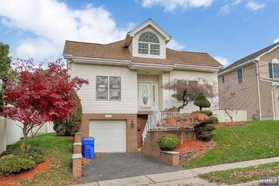 Rutherford Single Family Home For Sale: 380 Washington Avenue