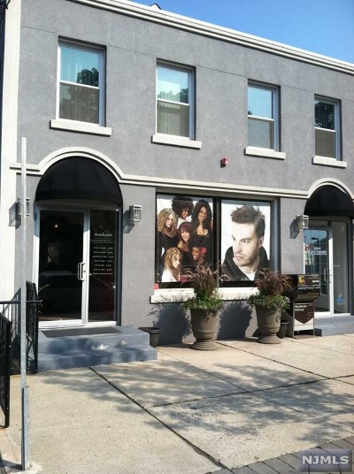 Englewood Commercial For Sale: 82 Grand Avenue