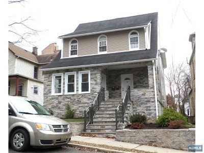 Ridgefield Park Multi Family 2-4 For Sale: 51 Preston Street
