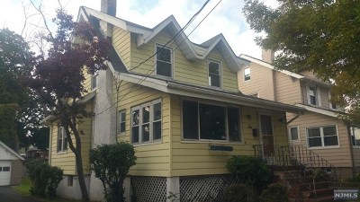 Ridgefield Park Single Family Home For Sale: 6 Pershing Court