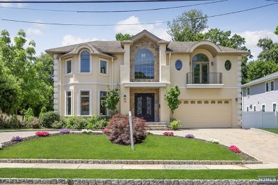 Cresskill NJ Single Family Home For Sale: $1,580,000