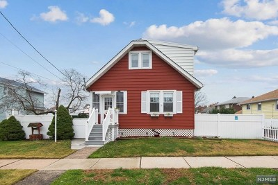 Bergen County Single Family Home For Sale: 650 7th Street