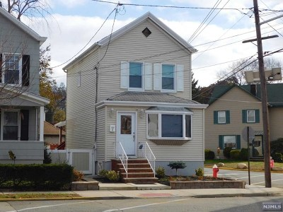 East Rutherford Single Family Home For Sale: 62 Rose Street