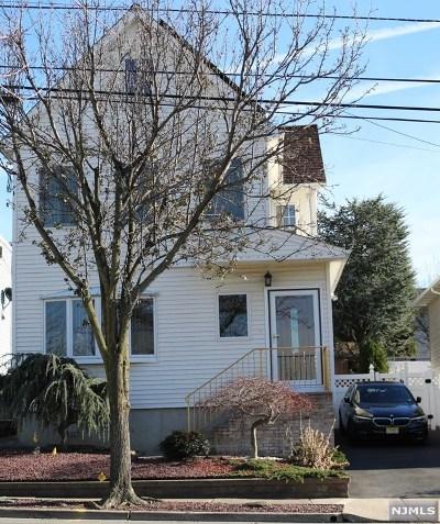 Carlstadt Single Family Home For Sale: 613 Washington Street