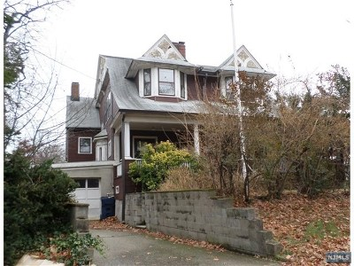 Hackensack Multi Family 2-4 For Sale: 74 Clarendon Place