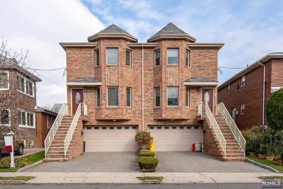 Cliffside Park Condo/Townhouse For Sale: 379 Nelson Avenue