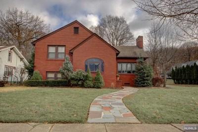 Pompton Lakes Single Family Home For Sale: 425 Lincoln Avenue