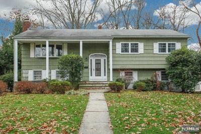 Paramus Single Family Home For Sale: 475 Tulane Court