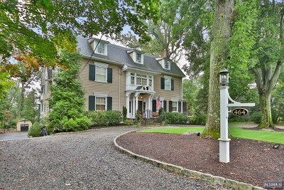 Boonton Town Single Family Home For Sale: 464 Morris Avenue