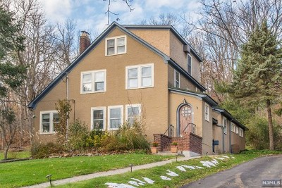 Morris County Single Family Home For Sale: 16 Sunnyslope Avenue