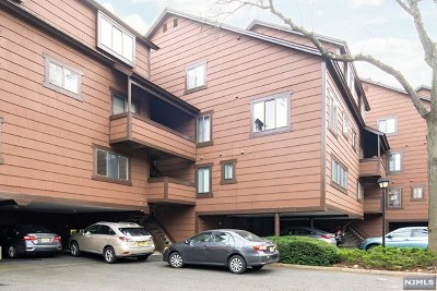 Secaucus Condo/Townhouse For Sale: 33 Marina Key