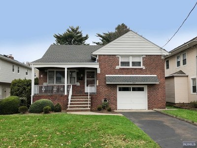 Hasbrouck Heights Single Family Home For Sale: 205 Henry Street