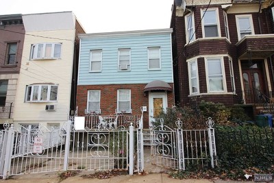 Hudson County Single Family Home For Sale: 23 Zabriskie Street