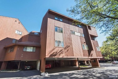 Secaucus Condo/Townhouse For Sale: 432 Dunlin Plaza