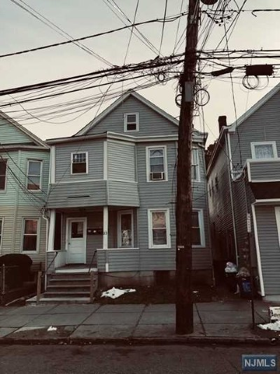 Passaic County Multi Family 2-4 For Sale: 23 Quincy Street
