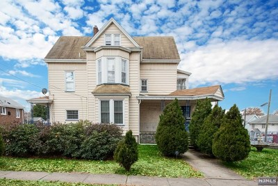 Hudson County Single Family Home For Sale: 4 Stuyvesant Avenue