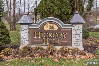 Totowa Condo/Townhouse For Sale: 66 Hickory Hill Boulevard
