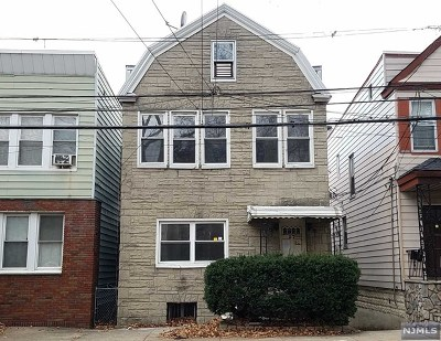 Hudson County Multi Family 2-4 For Sale: 27 Terrace Avenue