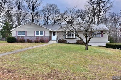Morris County Single Family Home For Sale: 4 Decker Terrace