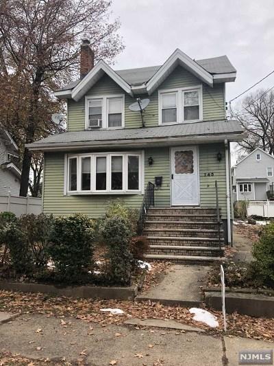 Bogota Single Family Home For Sale: 145 Maplewood Avenue