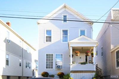 Hudson County Single Family Home For Sale: 88 Chestnut Street
