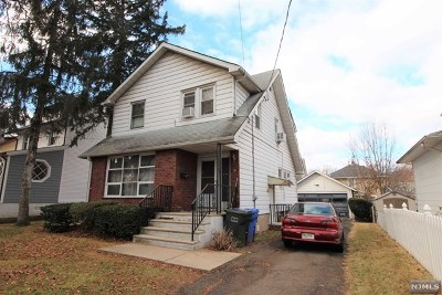 Rutherford Single Family Home For Sale: 12 Walnut Street