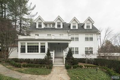 Park Ridge Single Family Home For Sale: 8 Etheridge Place