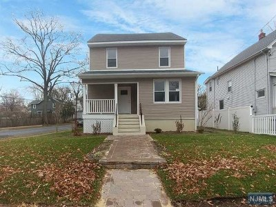 Teaneck Single Family Home For Sale: 543 River Road