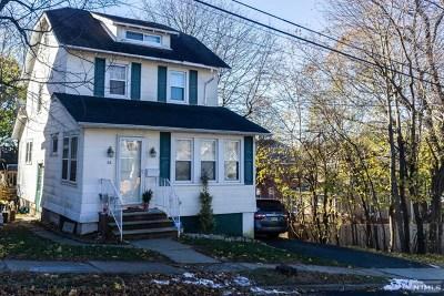 Bogota Single Family Home For Sale: 36 East Broad Street