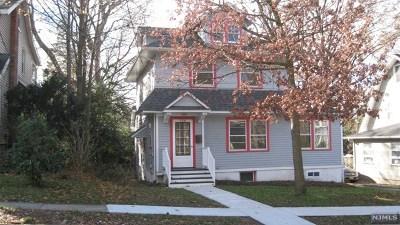 Leonia Single Family Home For Sale: 158 Highwood Avenue