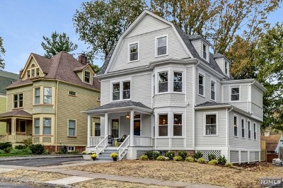 Essex County Single Family Home For Sale: 6 James Street