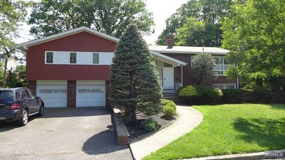 Englewood Cliffs Single Family Home For Sale: 6 Allison Drive