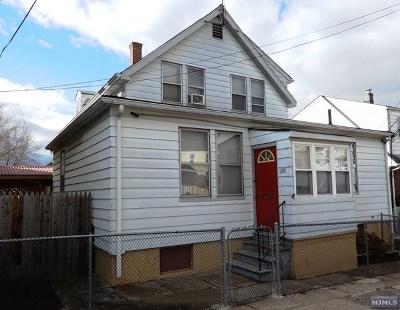 Paterson Multi Family 2-4 For Sale: 169-173 Manchester Avenue