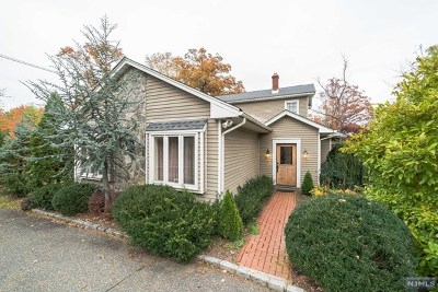 Morris County Single Family Home For Sale: 184 Parsippany Road