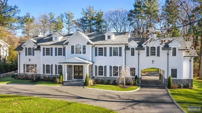 Tenafly Single Family Home For Sale: 27 Ridge Road