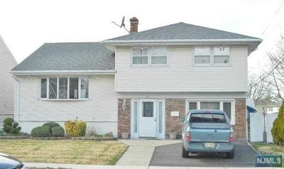 Secaucus Single Family Home For Sale: 47 Luhman Terrace