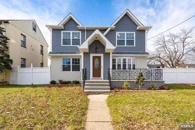 Paterson Single Family Home For Sale: 54 Raritan Avenue