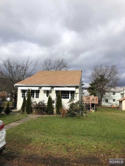 West Milford Single Family Home For Sale: 7 2nd Avenue