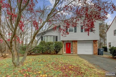 Bergenfield Single Family Home For Sale: 365 Windsor Road