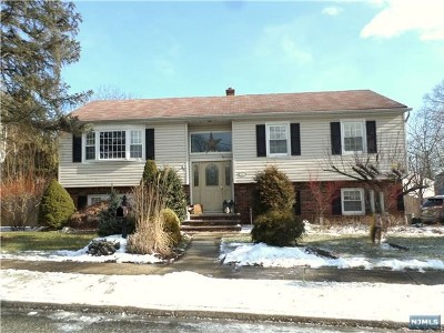 Pompton Lakes Single Family Home For Sale: 3 Craig Place