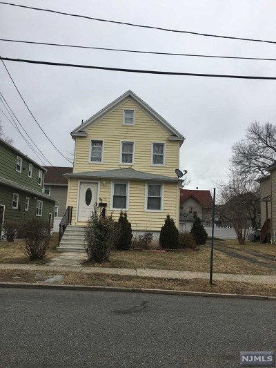Hackensack Multi Family 2-4 For Sale: 278 Stanley Place