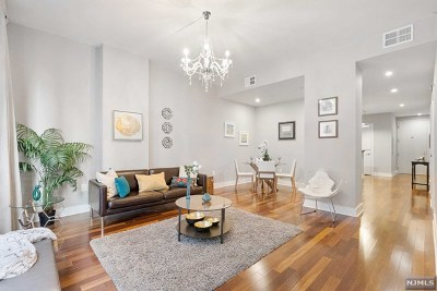 Jersey City Condo/Townhouse For Sale: 159 2nd Street #402