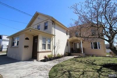 Lyndhurst Single Family Home For Sale: 262 Van Buren Street
