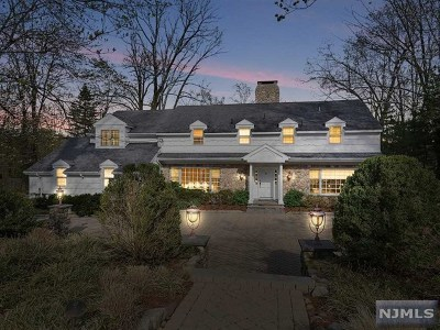Wyckoff Single Family Home For Sale: 508 Hartung Drive