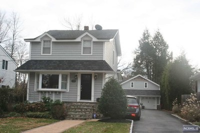 Bergen County Single Family Home For Sale: 112 Copley Avenue