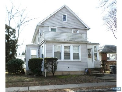 Englewood Multi Family 2-4 For Sale: 290 Hirliman Road
