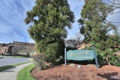 Hawthorne Condo/Townhouse For Sale: 47 Metro Vista Drive