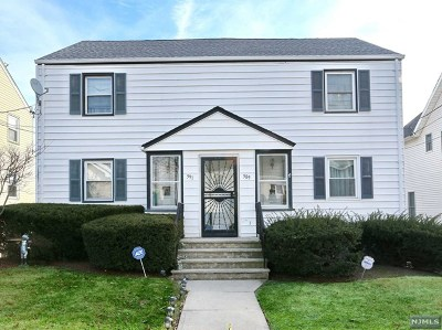 Teaneck Single Family Home For Sale: 589 Linden Avenue