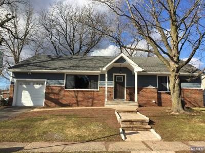 Clifton Single Family Home For Sale: 45 Lois Avenue